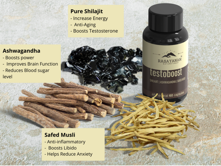 Benefits of Rasayanam ayurveda capsules
